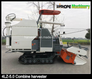 Professional Supplier and Long Service Life Rice Harvester Philippines pictures & photos