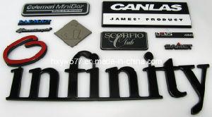 Cusotmized Plastic ABS Chromed Car Emblem pictures & photos