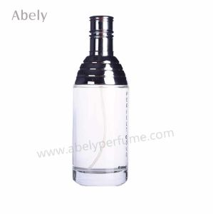 100ml Custom Wine-Bottle Shape Perfume Bottle with Pump pictures & photos