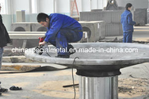 Casting Ball Mill End Cover pictures & photos
