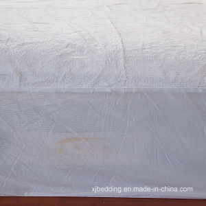 Cotton Flanne Mattress Protector with Waterproof TPU Membrane pictures & photos