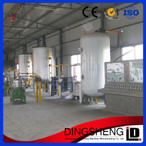 Professional Castor Oil Refinery Plant Factory pictures & photos