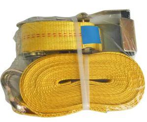 Cargo Lashing Belt Buckle Tie Down Ratchet Strap pictures & photos
