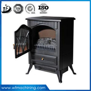 Best Selling Oven Stove/Wood Stove/Stove Fireplace Plate Investment Casting pictures & photos