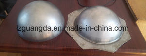 Carbon Steel Metal Hemisphere / Half Hollow Ball Deep Drawing Part pictures & photos