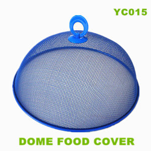 Colorful Net Fruit Cover with Ring Handle (yc015)