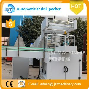 Latest PE Film Bottle Shrink Packing Machine pictures & photos