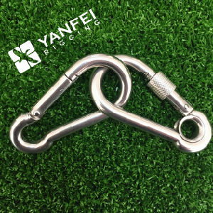 Stainless Steel 304 316 Spring Snap Hook pictures & photos
