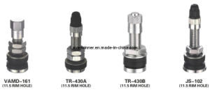 Scooter Motorcycle Tubeless Tyre Tire Valve VAMD-161 TR430A TR430B JS-102 pictures & photos