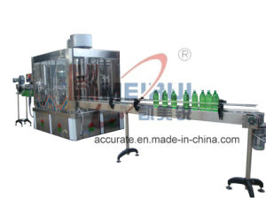 Carbonated Drinks Washing Filling Capping Machine pictures & photos
