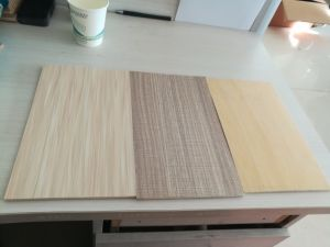 Melamine Face Water Proof Commercial Plywood pictures & photos