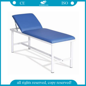 CE Approved 2-Section Medical Examination Couch (AG-ECC01) pictures & photos