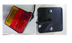 Tail/Stop/Turn Signal Reflector Lamp Lt-118 pictures & photos