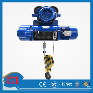 Wire Rope Electric Hoist with Ce Certificated pictures & photos
