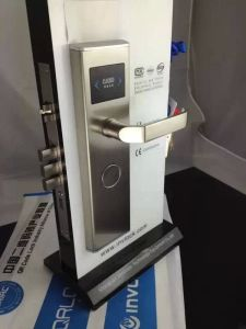 Digital Anti-Theif Card Lock for Home and Apartment pictures & photos