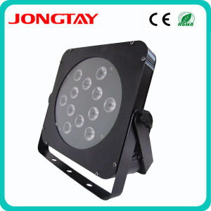 12x10W RGBW 4in1 LED Flat PAR (JT-122)