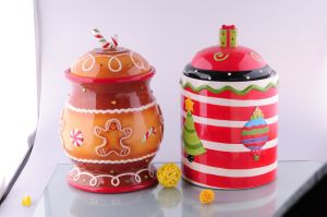 Ceramic Cookie Jar pictures & photos