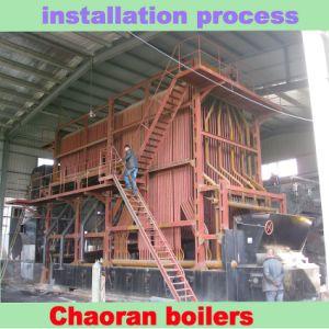 Shop-Assemble Chain Grate Coal Fired Steam Boiler/Boiler