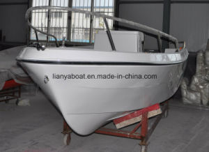 5m Cheap Panga Boat Fiberglass Boat for Fishing China Made pictures & photos