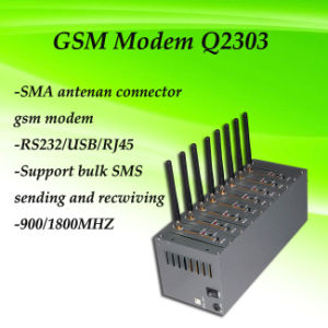 GSM Modem /Wavecome Module for Bulk SMS Sending and Receiving (Q2303)