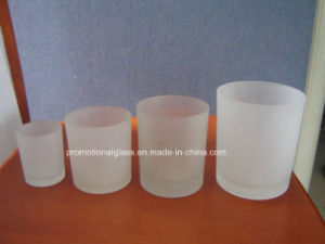 Colored Glass Votive Candle Holder, All Sizes Candle Cup pictures & photos