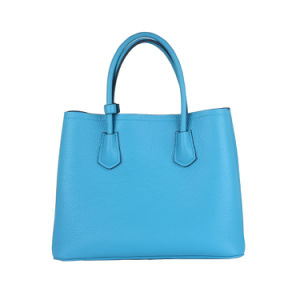 Women Designer Fashion Casual Style Genuine Ladies Leather Handbag (XX013) pictures & photos