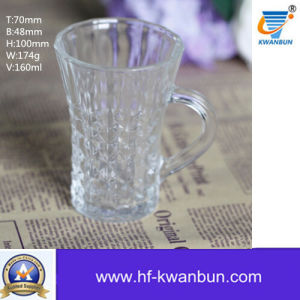 Clear Glass Cup Beer Mug Coffee Cup Kitchenware Kb-Jh6019 pictures & photos
