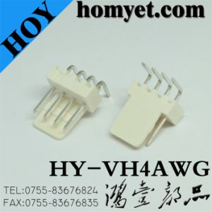 Supply Low Price 4 Pins FPC Connector (HY-VH4AWG) pictures & photos