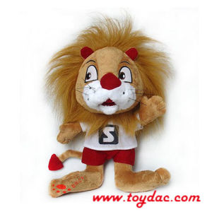 Soft Plush Stuffed Lion Toy