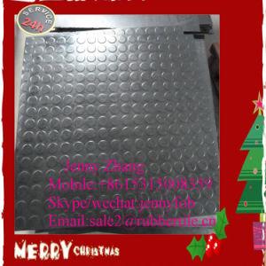 Diamond Tread Checker Pattern Runner Flooring Garage Rubber Sheet pictures & photos