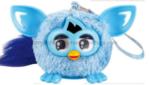 Electric Furby Boom Plush Stuffed Animal Doll with Tape Recording and Camera Function pictures & photos
