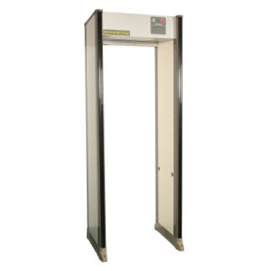 33 Zones Walk Through Metal Detector Vo-3300 pictures & photos