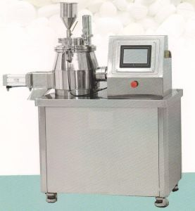 Zl6 High-Efficiency Labortary Wet Mixing Granulator pictures & photos