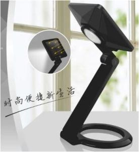 Portable Solar Charger with LED Torch (TSD366)