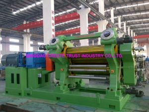 China Top Quality Three Rolls/Four Rolls Rubber Calender (CE/ISO9001) pictures & photos