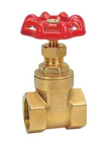 Sluice Valves of Brass Customer Sized pictures & photos