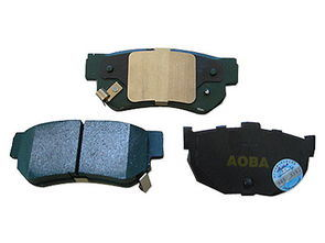 D1281 for Citreon Brake Pad pictures & photos