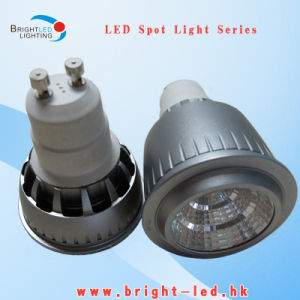 COB GU10 7W Dimmable LED Spotlight pictures & photos
