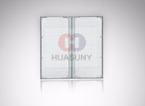 P6 P10mm High Transparency Glass LED Screen Video Wall pictures & photos