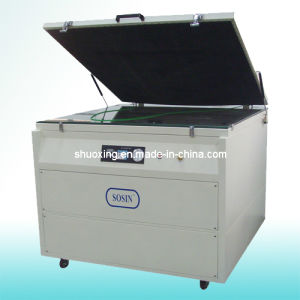 Automatic High Precision Screen Printing Exposure Machine pictures & photos