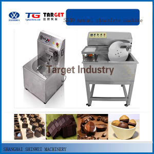 Sg30 Manual Chocolate Machine pictures & photos