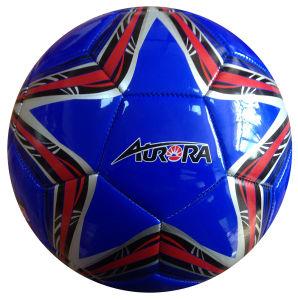 Size 5/4/3/2 Machine Stitched PU/TPU/PVC Football pictures & photos