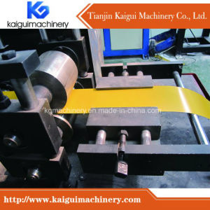 T Bar Suspended Ceiling Grid Roll Forming Machine pictures & photos