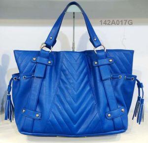 Fashion Lady PU Handbag (JYB-24002) pictures & photos