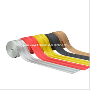 45-50mm Imported Nylon Yarn Webbing for Car Safety Belt pictures & photos