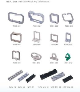 Optical Fiber Accessories- FTTH Accessories- Fiber Optic Parts pictures & photos