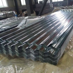Roofing Sheet Material Az 150 Corrugated Galvalnized Steel Sheet pictures & photos