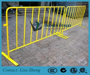 Pedestrian Barriers Event Fencing Ccb Temporary Fencing Temp Fence Crowd Control pictures & photos
