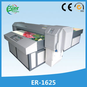 High Speed Flatbed Industrial Glass Printer Glass Door Printer