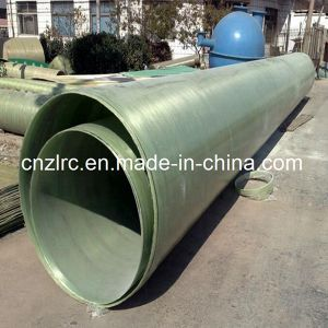 Dn1200 Dn2400 Dn4000 FRP/GRP High Corrosion-Resistant Pipe Zlrc pictures & photos